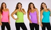 Bally Fitness Seamless Tanks: $16.99 for a Bally Fitness Seamless Tank ($48 List Price). Multiple Colors Available. Free Shipping and Returns.