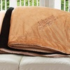 Up to 50% Off Embroidered Sherpa Blankets