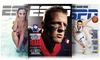 Strategic Media LLC **NAT**: 1-Year, 26-Issue Subscription to ESPN The Magazine