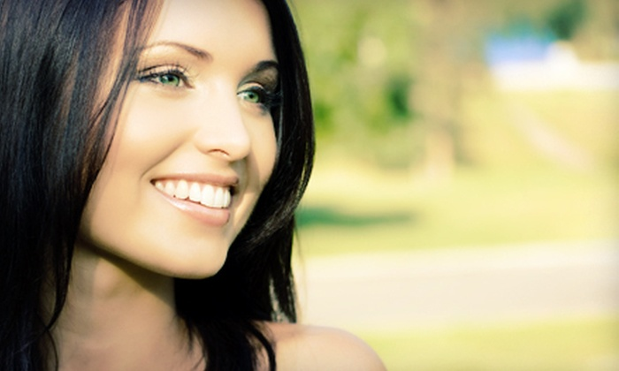 Family, Cosmetic & Implant Dentistry - Severna Park: Dental Services at Family, Cosmetic & Implant Dentistry in Severna Park (Up to 60% Off). Two Options Available.