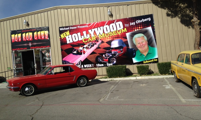 a chat with hollywood cars museum by jay ohrberg at hot rod city