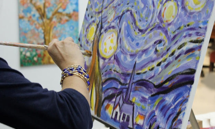 Art Never Ends - Miami: $27 for $50 Groupon — Art Never Ends