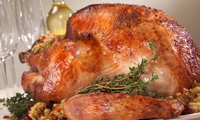 MDC Concierge - Los Angeles: $10 for 50% Off a $120 Prepared Meal for 6–10 People from MDC Concierge