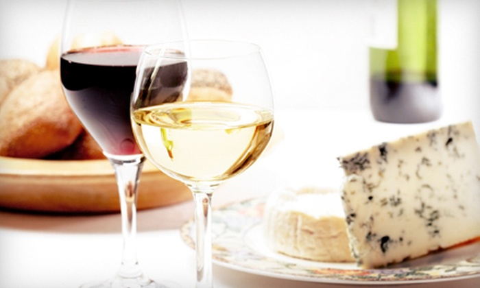 Vino-Versity - Upper East Side: Wine Class for One or Two at Vino-Versity (Up to 62% Off)