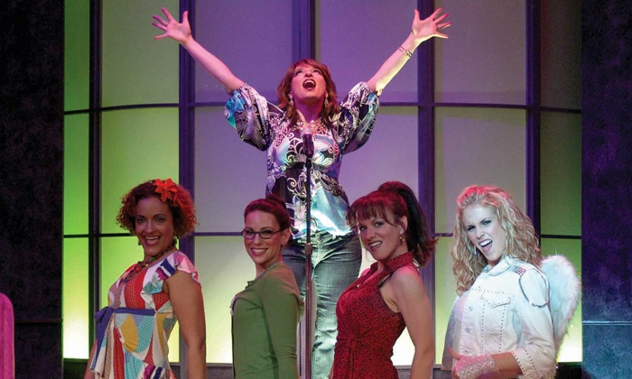"""Girls Night: The Musical"" - City Theatre: $29 to See ""Girls Night: The Musical"" at City Theatre on January 9–19 (Up to $43.85 Value)"