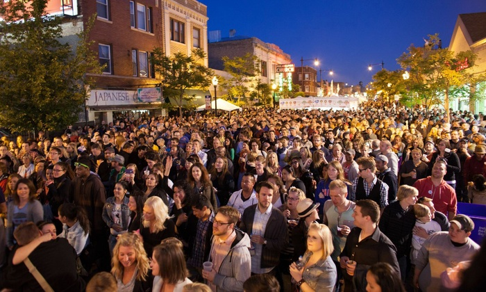 Andersonville Midsommarfest - Any Entrance: $19 for Live Music and Beer for 2 at Andersonville Midsommarfest on Friday, June 6 (Up to $34 Value)