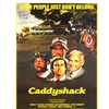 Caddyshack Signed Poster