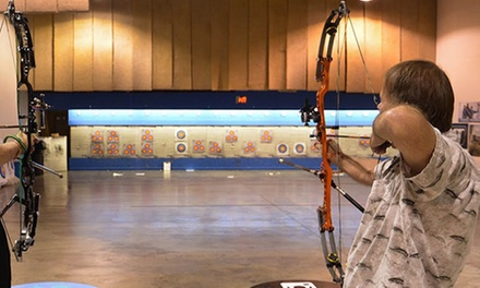 Two Hours of Range Time for One, Two, or Four with Equipment Rental at Impact Archery (Up to 81% Off)