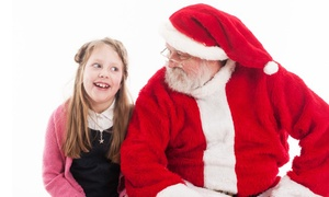 Patrick Photographer Ltd: £12 for a Family Photoshoot with Prints and Christmas Cards at Patrick Photographer (91% off)