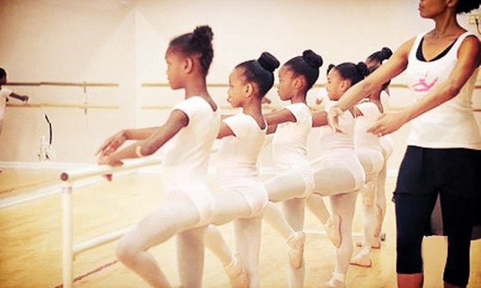 The Houston Dance Lab - Galleria Area: One, Two, or Three Months of Kids' Dance Classes at The Houston Dance Lab (Up to 68% Off)