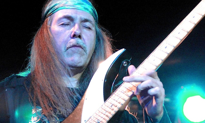 "Uli Jon Roth and Jennifer Batton or Geoff Tate's ""Operation: Mindcrime"" - The Oriental Theater: Uli John Roth and Jennifer Batton on Tuesday, March 22 or Geoff Tate on Tuesday, March 29"