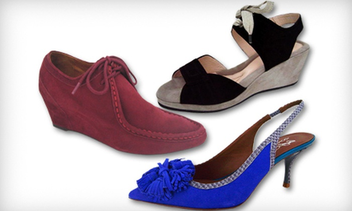 Shoe Spa - Palm Beach Gardens: Fashionable and Comfortable Footwear at Shoe Spa (Up to 55% Off). Two Options Available.
