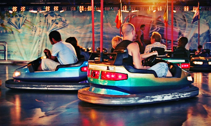 Stoney Creek Roller Rink & Fun Center - Woodstock: Family-Fun-Park Visit for Two or Four, or Birthday Party at Stoney Creek Roller Rink & Fun Center (Up to 44% Off)