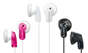 Sony Fashion Earbuds 3-pack