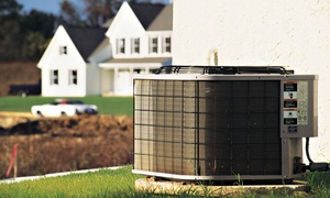 Affordable Heating & Air: $50 for an Air-Conditioner Tune-Up and Furnace Inspection from Affordable Heating & Air ($99 Value)