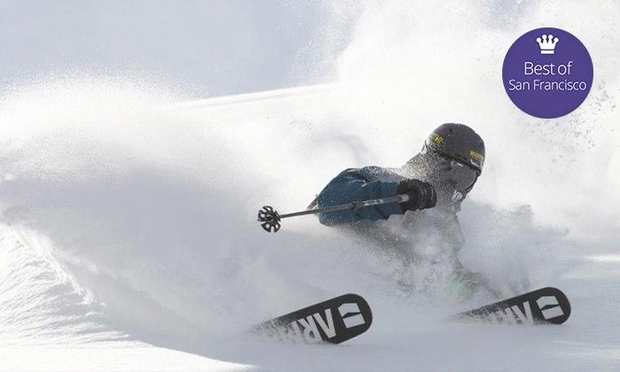 Lombardi Sports - Nob Hill: $20 for $40 Worth of Winter Sports Gear, Apparel, and Rentals at Lombardi Sports