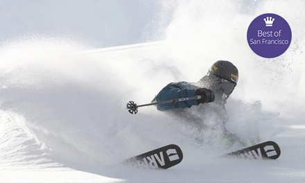 $20 for $40 Worth of Winter Sports Gear, Apparel, and Rentals at Lombardi Sports