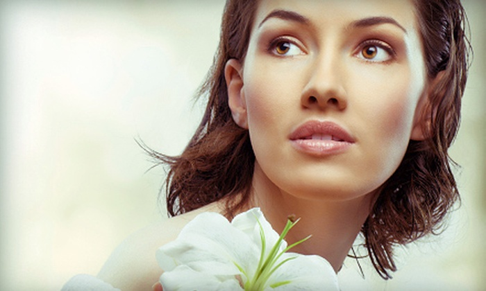 Tiffany's Beauty Spa - Rockville: 60-Minute Deep Cleansing Facial or 90-Minute LED Light Therapy Facial at Tiffany's Beauty Spa (Up to 57% Off)