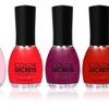 Color Secrets Professional 4-Piece Vegan Nail Laquer Sets