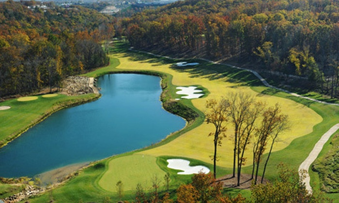 Payne Stewart Golf Club of Branson Hills - Branson: 18-Hole Round of Golf for Two or Four with Cart Rental at Payne Stewart Golf Club of Branson Hills (Up to 57% Off)