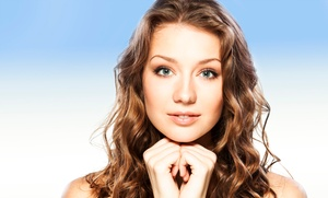 Liz at Village Hair Center: Haircut and Styling, Full Color, or Both by Liz at Village Hair Center (Up to 52% Off)