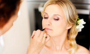 Dulcet & Bella Makeup Bar: Wedding Makeup Application with Optional Consultation, or Private Makeup Class (Up to 51% Off)