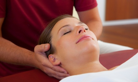 Chiropractic Consultation with One or Three Deep Tissue Massagesat Bollenbach Chiropractic (Up to 70% Off)
