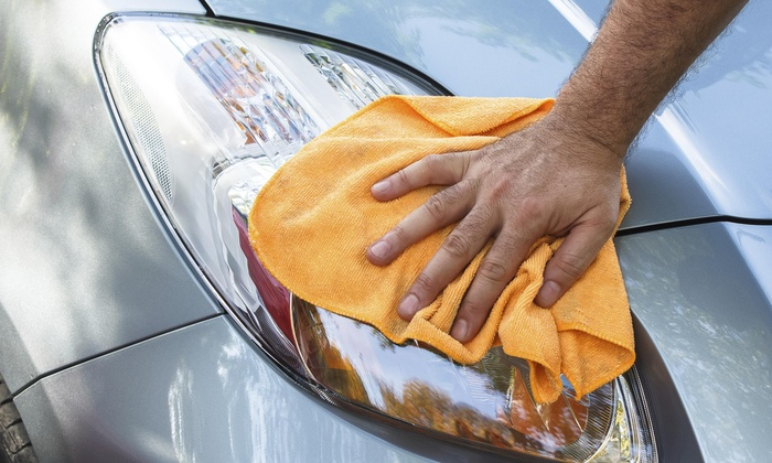 Patriot Car Wash - Pawtucket: $12 for $16 Worth of Exterior Auto Wash and Wax — PATRIOT CAR WASH