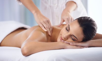 image for One-Hour Full-Body Massage at Illusions Beauty (48% Off)