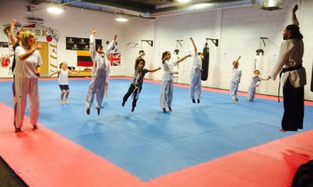 Dragon Taekwondo Academy