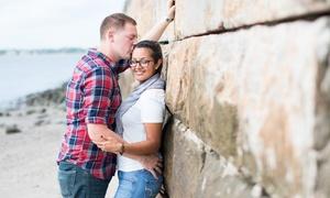 I Heart Charleston: 60-Minute Engagement Photo Shoot from I Heart Charleston (74% Off)