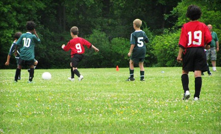 1 Week of Soccer Camp for Kids Ages 614 (a $210 value) - JCC of Greater Rochester in Rochester