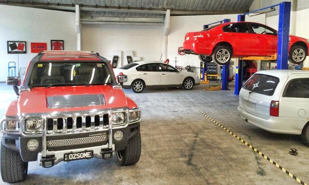 Groupon Car Service Gold Coast