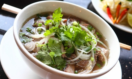 $12 for $20 Worth of Vietnamese Cuisine for Two at Cali Grill