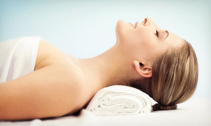 Adonis Spa - Fountain Valley: Swedish Massage or Glycolic Facial with Glass of Wine and Snacks at Adonis Spa (Up to 59% Off)