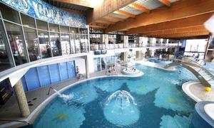 Aquasfera: Baseny, sauny, aqua animacje i więcej: całodzienny bilet dla 2 osób od 34,99 zł i inne opcje w Aquasferze (do -33%)