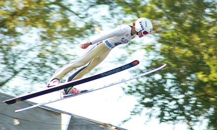29th Annual Norge Autumn Ski Jump for Two, Four, or Six on October 4–5 at Norge Ski Club (50% Off)
