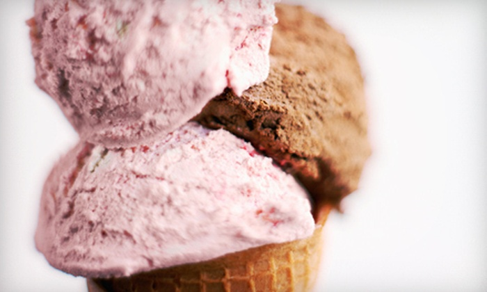 Blend of Buckroe - Hampton: Ice Cream at Blend of Buckroe in Hampton (Half Off). Two Options Available.
