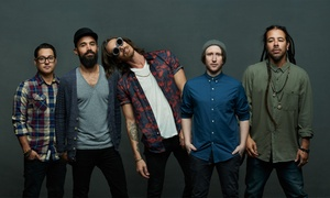 Incubus: Incubus on Saturday, September 5 or Sunday, September 6 at 8 p.m.