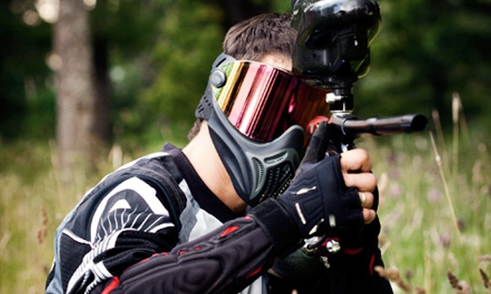 Collin County Paintball Park LLC - Celina: Paintball for Two, Four, or Eight at Collin County Paintball Park LLC in Anna (Up to 61% Off)