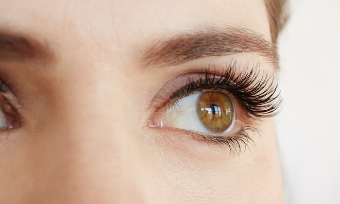 Hey Pretty Lady, LLC - Hey Pretty Lady, LLC: Full Set of Eyelash Extensions with Option for One Fill at Hey Pretty Lady, LLC (Up to 55% Off)