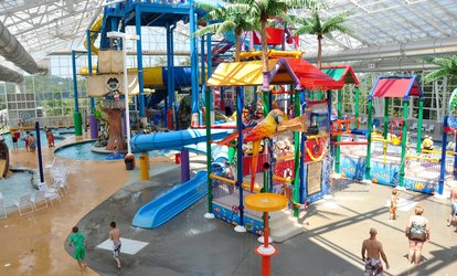 Indoor Water-Park Adventure for Two or Four with Drinks & Arcade Tokens at Big Splash Adventure (Up to 46% Off)