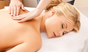 Main Street Massage Northville: One 60- or 90-minute Therapeutic Fusion Massage at Main Street Massage Northville (Up to 54% Off)