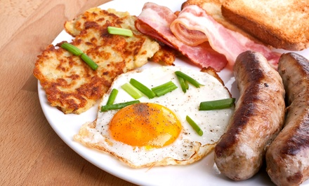 $38.80 for Brunch and Unlimited Mimosas for Two at Bistro 1902 (Up to $67.80 Value)