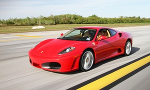 Toronto Dream Cars: Up to 55% Off Exotic Car Driving Experience at Toronto Dream Cars