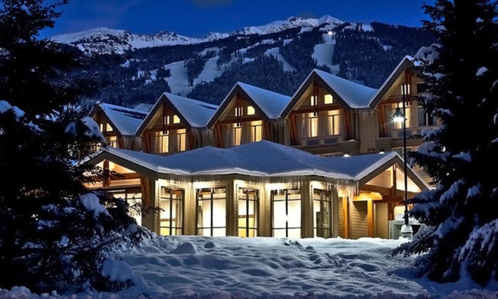 Aava Whistler Hotel - Whistler, BC: One-, Two-, or Five-Night Stay with Parking at Aava Whistler Hotel in Whistler, BC