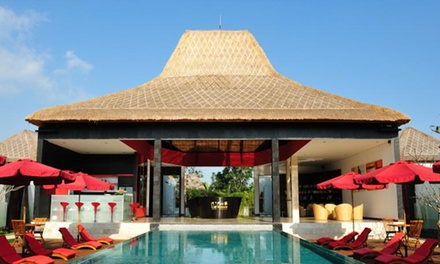 Bali, Seminyak: 5 or 7Night Pool Villa Stay for Two People with Breakfast and Dinner at Amor Bali Villas & Spa Resort