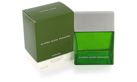 Alfred Sung Paradise Eau de Toilette for Men; 3.4 Fl. Oz.