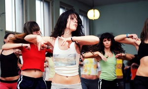 BFFitness at King's Gym Fitness Center: 10 or 20 Zumba Classes from BFFitness in Bedford Heights (Up to 84% Off)