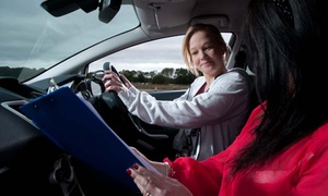 Sirens Driving Academy: Under 17 Driving Lesson for One at Sirens Driving Academy (22% Off)